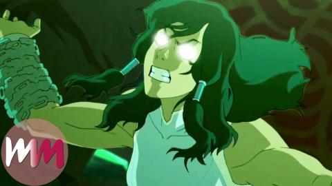 Top 10 Kickass Korra Moments