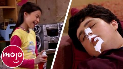 Top 10 Best Megan Pranks on Drake & Josh