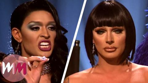 Top 10 Moments from RuPaul's Drag Race Season 2
