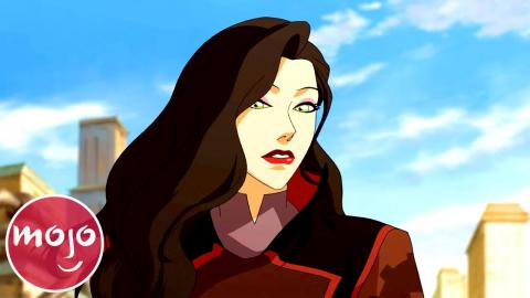 Top 10 Most Badass Ladies on The Legend of Korra