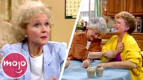 Top 10 Most Hilarious Golden Girls Moments