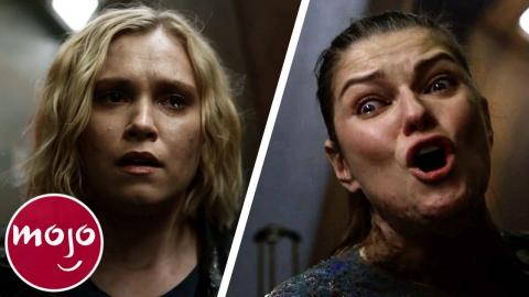 Top 10 Most Shocking Moments on The 100