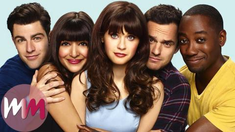 Top 10 Hilarious New Girl Running Gags