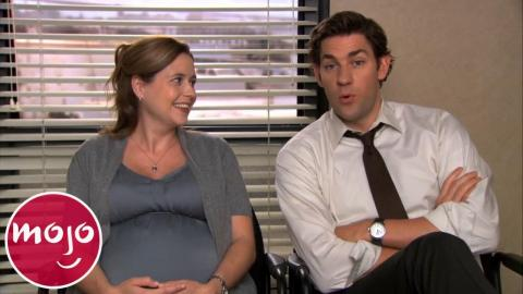 Top 10 Real-Life Pregnancies That Were Written Into TV Shows