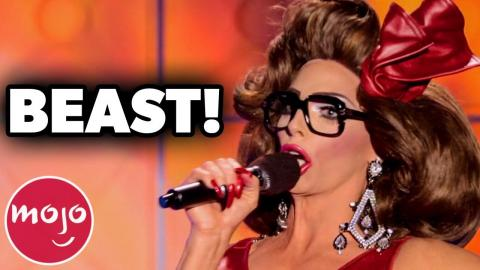Top 10 Iconic RuPaul's Drag Race Catchphrases