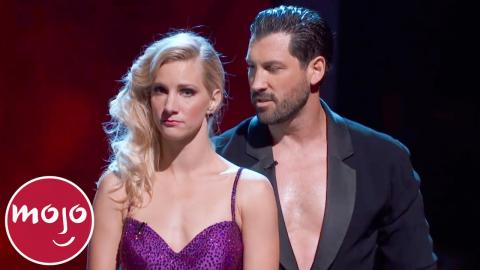 Top 10 Shocking Eliminations on Dancing with the Stars