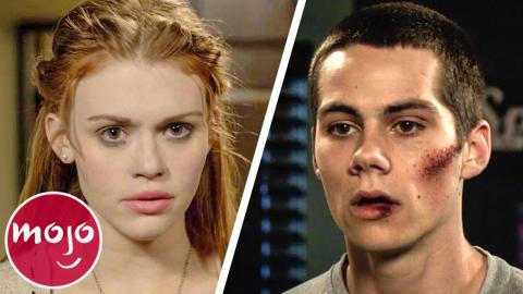 Top 10 Stiles & Lydia Moments on Teen Wolf