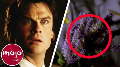 Top 10 Vampire Diaries Plot Holes You Never Noticed