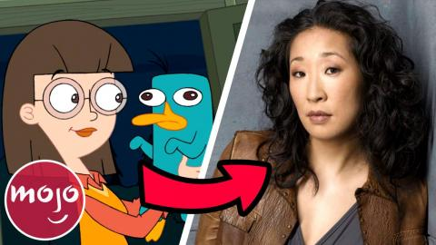 Top 20 Celebrity Cameos in Phineas and Ferb