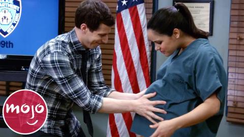 Top 20 Funniest Ways TV Shows Hid Pregnancies