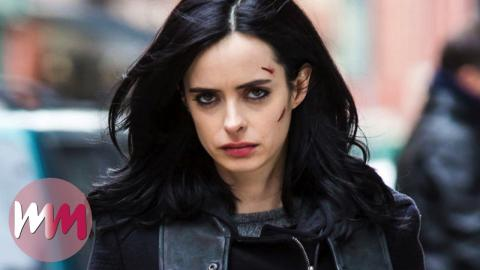 Top 5 Behind-the-Scenes Facts about Jessica Jones
