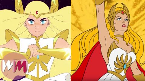 She-Ra and the Princesses of Power (2018) - Top 5 Facts!