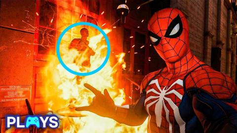 10 Bad Things Video Game Heroes Do