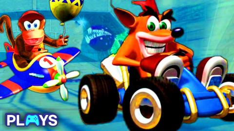 11 Awesome Kart Racers That Aren't Mario Kart