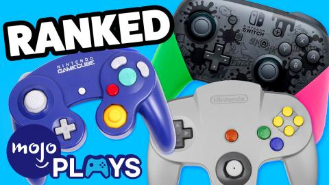 Ranking The Best Nintendo Controllers - MojoPlays