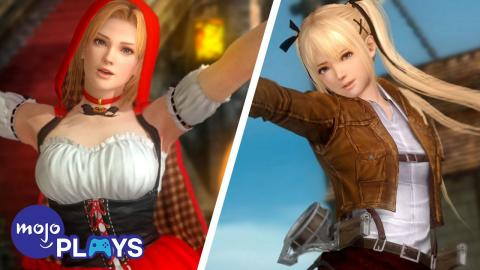 The Best Dead or Alive Costumes