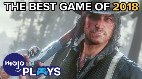 The Best Video Game of 2018: Red Dead Redemption 2