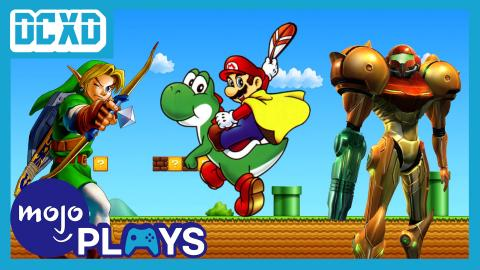 Top 10 Nintendo Games Deconstructed!