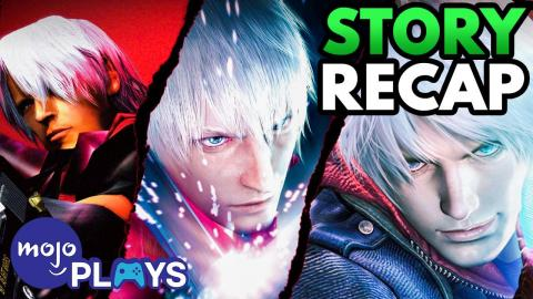 Devil May Cry - The Complete Story so Far