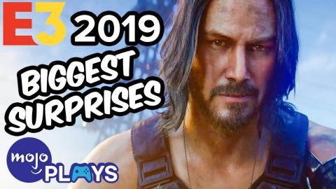 The Biggest Surprises from E3 2019