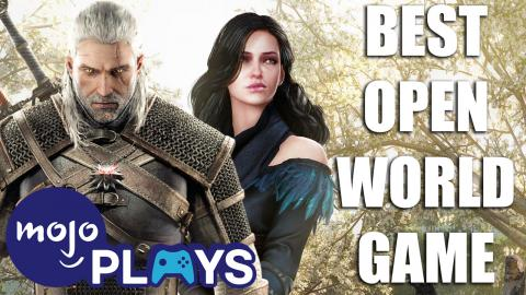 Greatest Open World Game of All Time - The Witcher 3: Wild Hunt