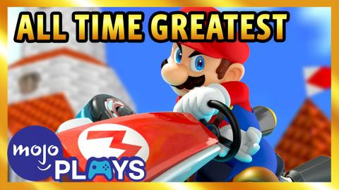 Why Mario Kart Leaves Other Racing Games in the Dust
