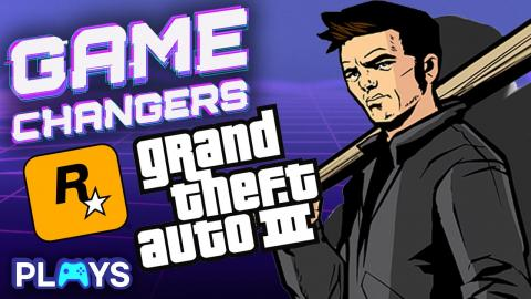 How Grand Theft Auto III Pioneered Open World Games | Game Changers