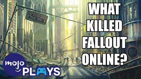Why Fallout Online Failed - Great Failures in Gaming