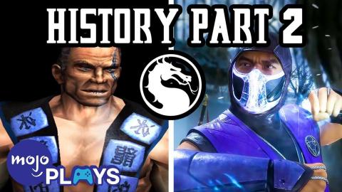 History of Mortal Kombat Part 2
