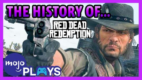 The History of Red Dead Redemption