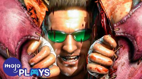 The Best Johnny Cage Moments