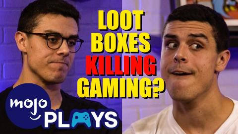 Mirror Match: Are Games Too Expensive? Lootboxes, DLC, Debate!