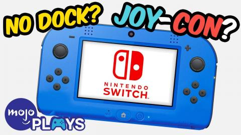 New Nintendo Switch Leaks and Rumors