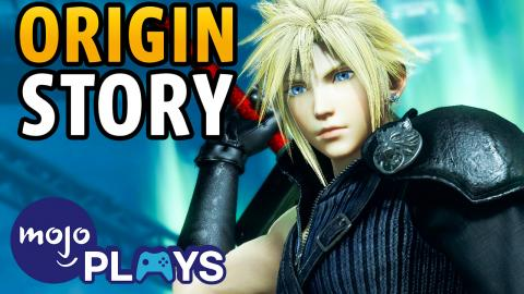 Final Fantasy VII: Cloud Strife's Origins