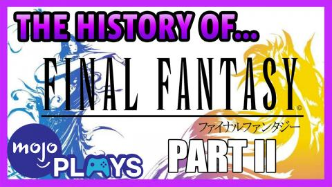 Origins of the Final Fantasy Franchise - Part 2