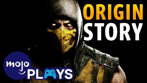 Origin Story: Mortal Kombat's SCORPION!