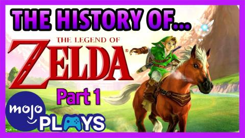 The Legend of Zelda: A Complete History - Part 1