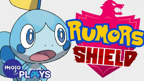 The Rumors going around for Pokemon Sword & Shield