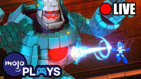 Mega Man 11: Gameplay Highlights - Jess Gits Gud