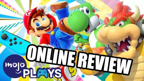 Super Mario Party Online Multiplayer - Live Review