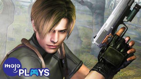 Crazy History of Resident Evil 4