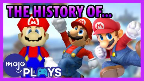 The Complete History of Super Smash Bros.