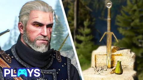 8 Witcher 3 Details it took Fans Years to Find | MojoPlays