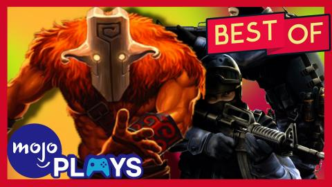 Top 10 Games That Started As MODS - Best of WatchMojo