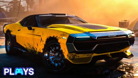 10 Sickest Vehicles in Cyberpunk 2077 You NEED To Get