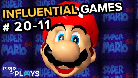 50 Most Influential Video Games - #20-11