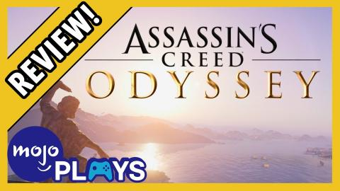 Assassin's Creed Odyssey - MojoPlays Review