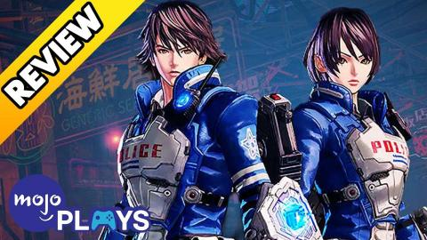 Astral Chain Review - Lethal Force Required | MojoPlays