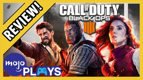 Call of Duty Black Ops 4 - MojoPlays Review