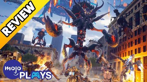 Earth Defense Force: Iron Rain Review - Just Another Spin-Off?